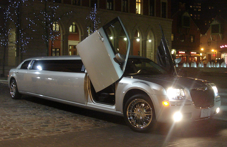 Baby Bentley Limo (Silver)