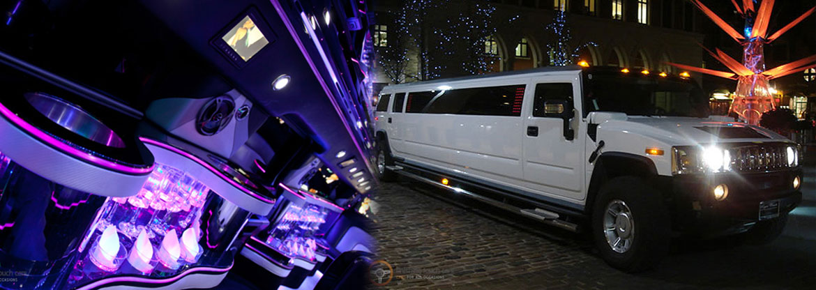 Hummer Limo Hire Telford