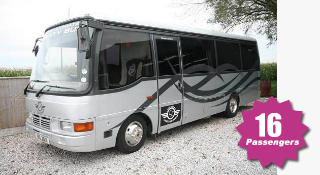 Party Bus Hire Telford